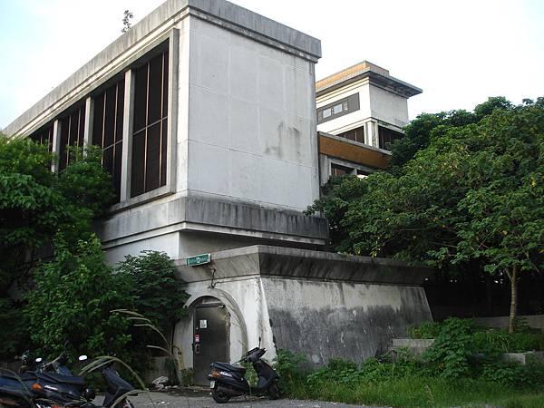 台北車站地下化西隧道四號通風口