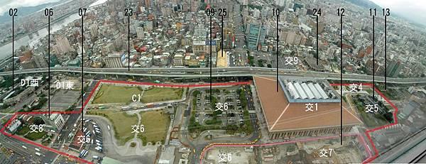 台北車站特定專用區
