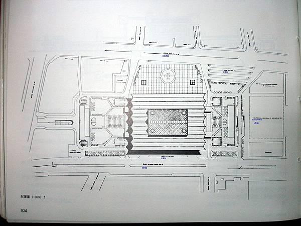王大閎版台北車站