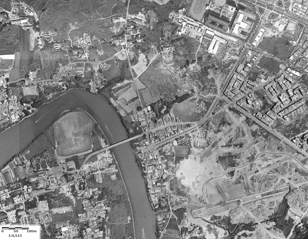 內湖橋(PC版有註解)