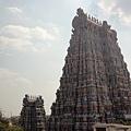 超級壯觀的寺廟,不愧是南印第一大