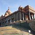 這是紀念Swamy Vivekananda 的紀念館,展出Vivekananda的事蹟,館內禁止拍照。