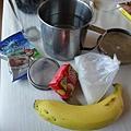 所以我就買回幾包~用廚具攤買的濾茶器自己做Chai