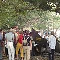 一群群觀光客~