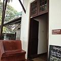 有名的Kaish cafe~ 因為聽聞冰紅茶口味像台灣的泡沫紅茶,所以我也來了! 但是一杯要價Rs.50不便宜