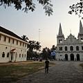 聖克魯茲教堂 Santa Cruz Basilica Church