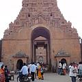 這神廟就是我此行的目的地 Brihadishwara Temple