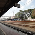 等火車~Ernakulam train station (ERN)