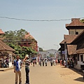 Kerala傳統建築~~ 阿~~我好愛!
