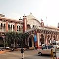 Chennai清奈Egmore車站
