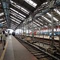 Chennai清奈Egmore內景, 大車站的感覺真好