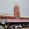 Chennai清奈Central中央車站, 這個車站比較漂亮~
