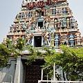 Lord Krishna神廟