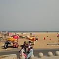非假日海灘沒有人