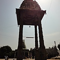 來到Lord Vishnu廟