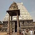 廟的樣子就很明顯的跟Shiva廟不同~