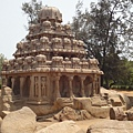 Five Rathas 五部戰車寺廟,Dharmaraja Ratha 達爾瑪拉戰車(音譯)