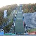 冬季奧運滑雪道