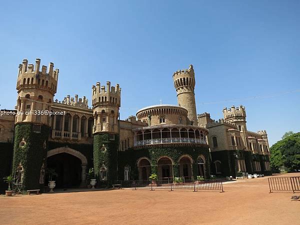 Bangalore Palace _全景