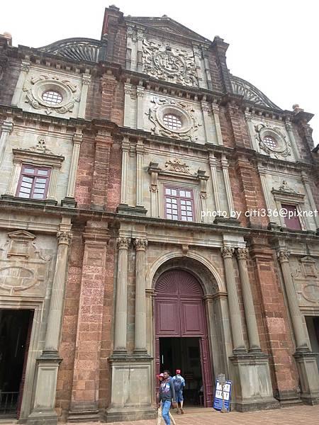 Basilica of Bom Jesus_D