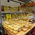 Albert Cuyp Markt 市場乳酪攤