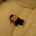 小猴在飯店