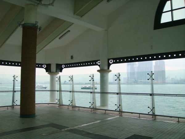 碼頭內..沒人~因為不是假日