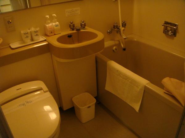 浴缸是標準標準size!太讚了