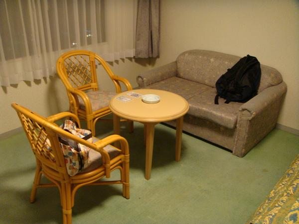 房間真是大~~這是都市沒有的空間