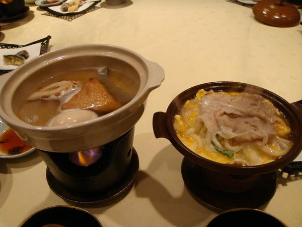 我最愛這兩鍋~關東煮與烏龍麵