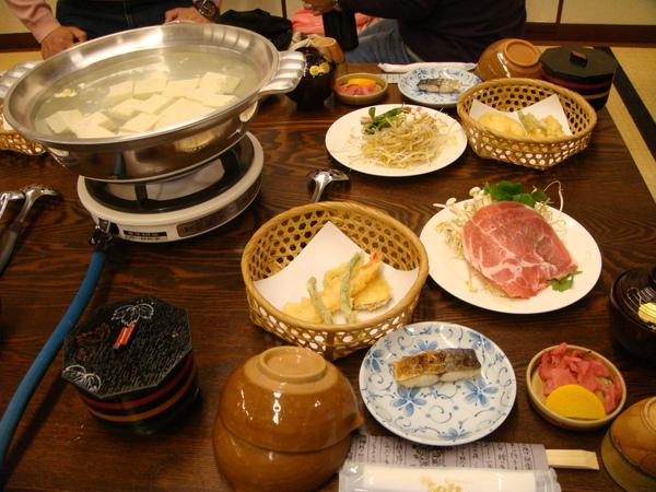 來京都,當然要嚐嚐京豆腐