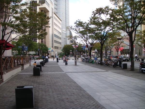 神戶的街道很歐風,不過我還是喜歡京都的古意盎然