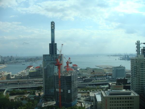 神戶現在還在市容建設