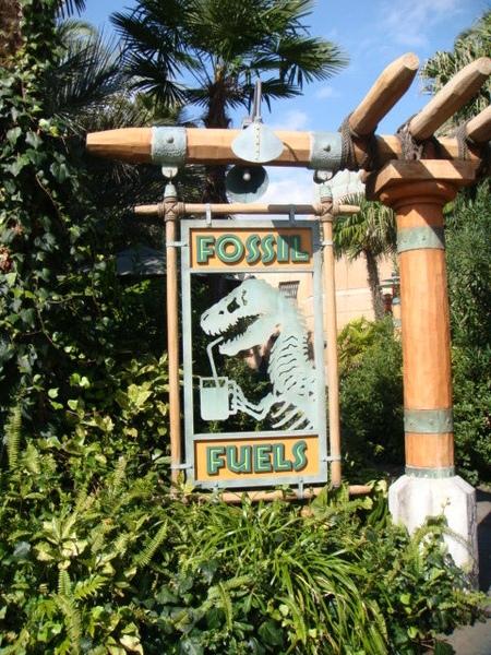 電影侏儸紀公園裡有個餐廳,現實中就把它做出來!