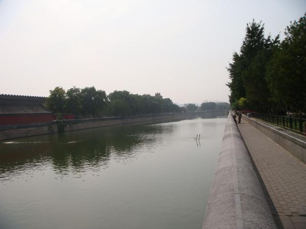 紫禁城護城河