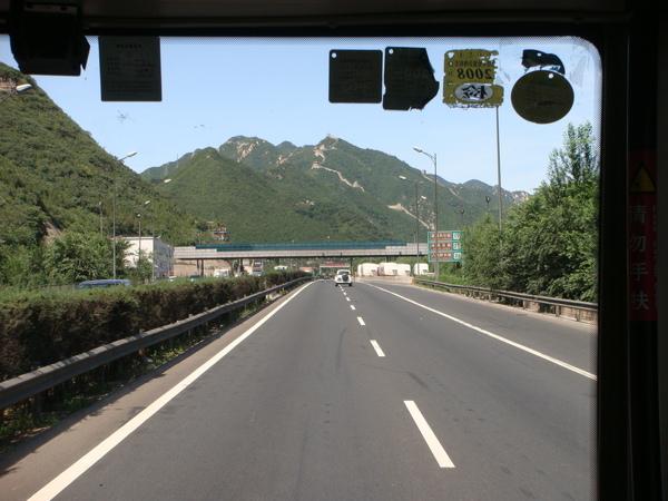 這天,往長城去!!