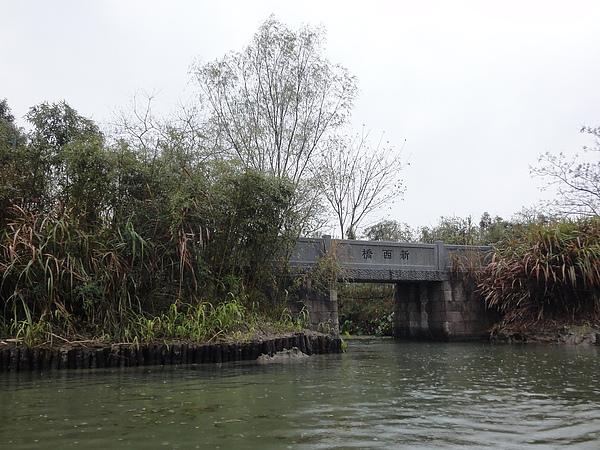 這裡就是賽龍舟的主河道了