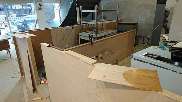 室內設計-住宅裝修-商業空間 木工裝潢-木作裝潢-木裝潢-吧檯裝潢