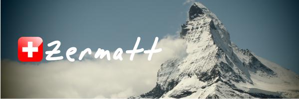 策馬特 Zermatt<更勝天堂之美.阿爾卑斯>