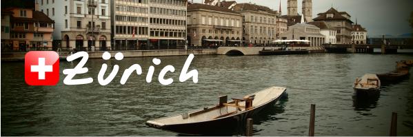 蘇黎世 Zürich<貴族優雅>