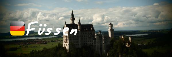 德國-新天鵝堡 Schloss Neuschwanstein<情迷巴伐利亞>
