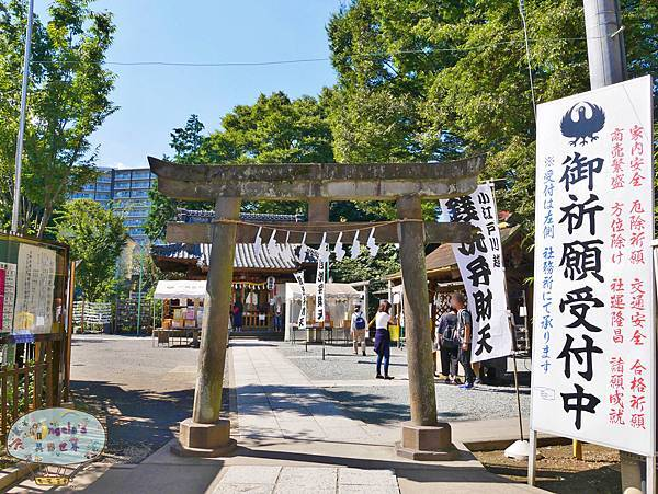 (2017年日本旅遊)東京(小江戶川越)熊野神社011.jpg