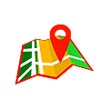 —Pngtree—maps icon with bright color_5367216.png