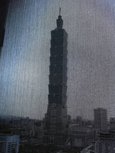 從全豐盛看101大樓
