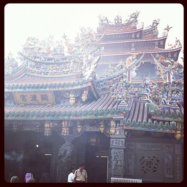 北台灣歷史最久的媽祖廟