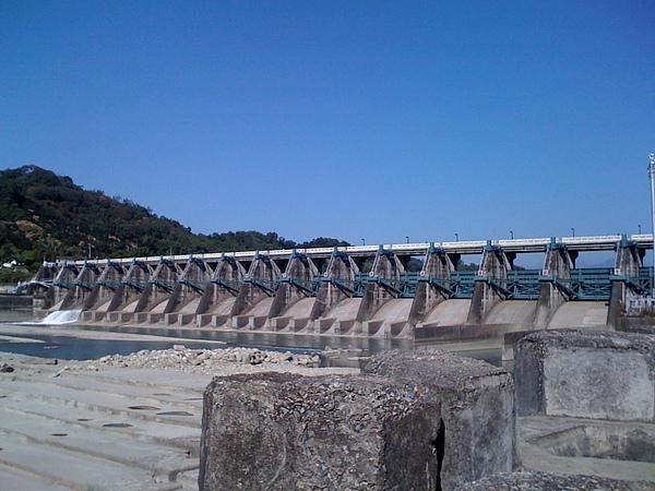 石岡大壩-1