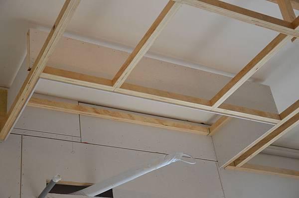 平釘天花板6-平頂骨架製作