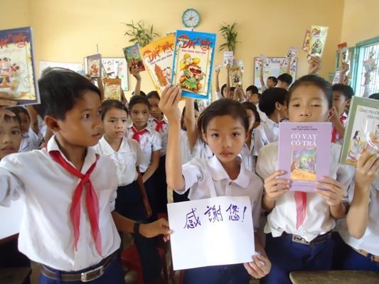 提供讀物舉辦閱讀活動.JPG