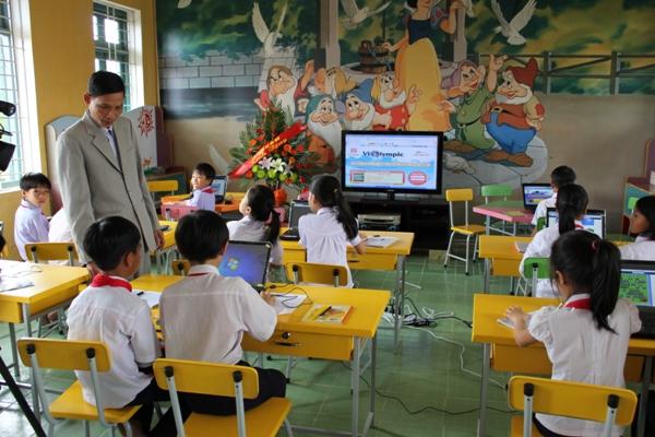 培訓學生參加網上的比賽