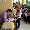 學生等拿病歷表